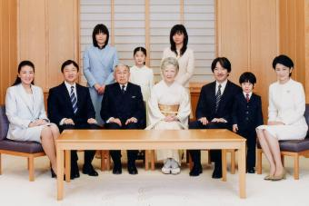 Get to Know the Japanese Royal Family