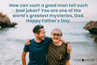 Funny Father's Day Messages for Dad
