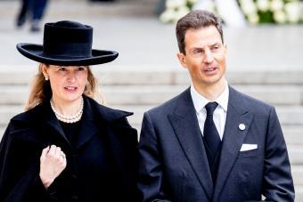 Prince Alois of Liechtenstein and Princess Sophia of Liechtenstein