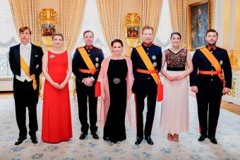 Luxembourg Grand Ducal Family