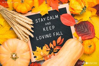 Fall Quotes for Letter Boards That are Short and Fun