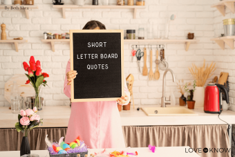 Short quotes for letter boards