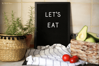 Short Quotes for Kitchen