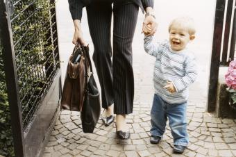 Working Mum Returns to Toddler
