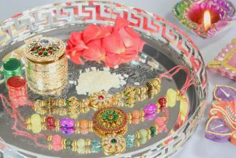 Celebrating Raksha Bandhan