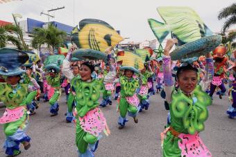Tuna Festival Celebrated In The Philippines