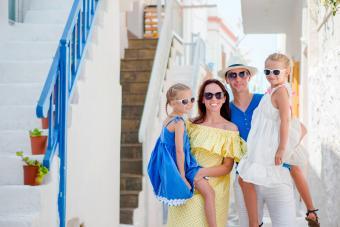 Greek Family Values: Transcending Generations