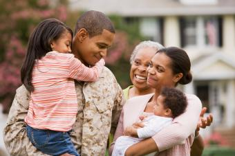Financial Help for Military Families: Government and Non-Profit
