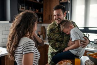 Helping Military Families in Need: Different Ways to Show Support