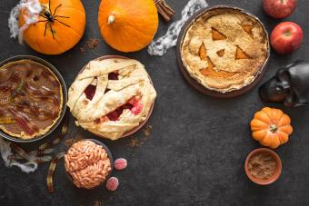 Tasty and Terrifying Halloween Dinners