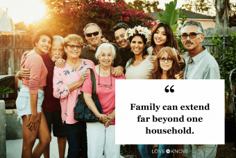 Extended Family Quote