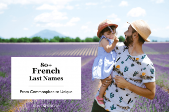 French last names from commonplace to unique