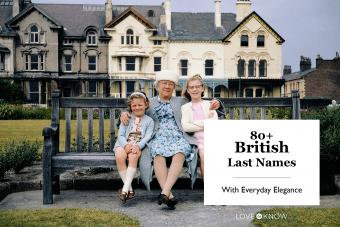 80+ British Last Names