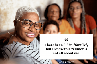 Funny Family Reunion Quote