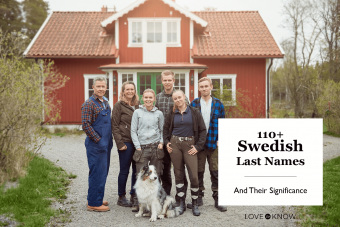 110 Swedish Last Names and their significance