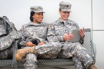 Birthday Sayings for a Military Family Member