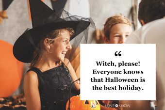 Wonderfully Witchy Halloween Quote