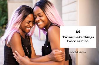 siblings twins quote