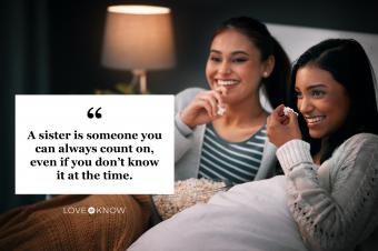 siblings sisters quote
