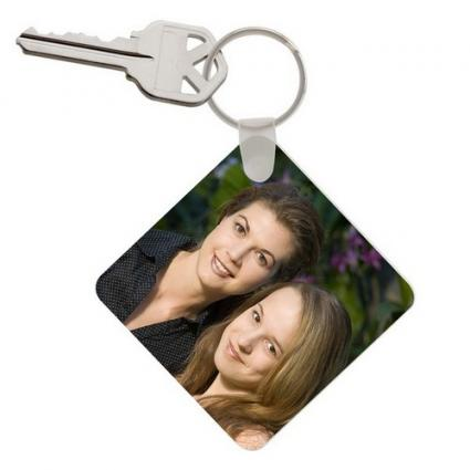 Mother's Day Photo Keychain