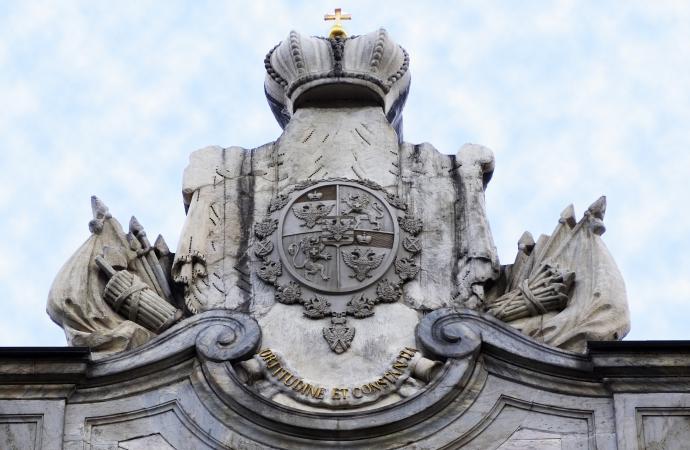 Orlov coat of arms, Russia