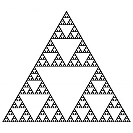 Native American Triangle Family Symbol