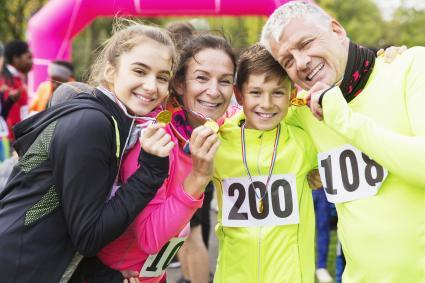 Family runners