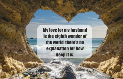 77 Love My Husband Quotes Lovetoknow