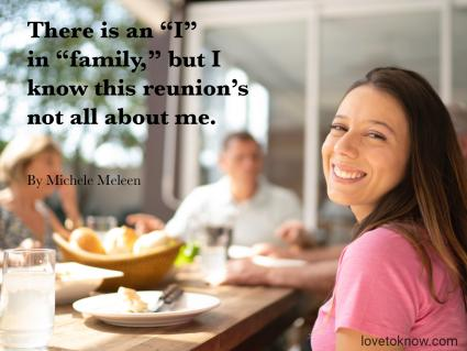 Funny Family Reunion Quotes