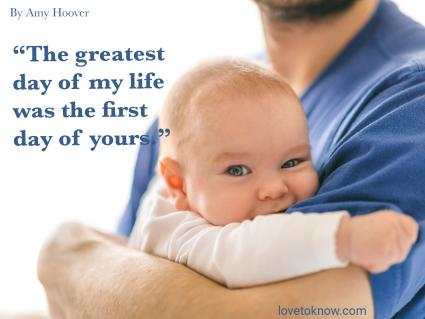 New Father Quote