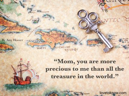 I Love You Mom Quote