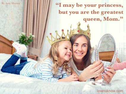 Mom Quote From Daughter