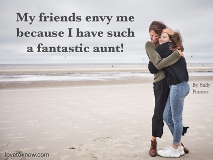 Aunt Quotes For Love Laughs Being There Lovetoknow