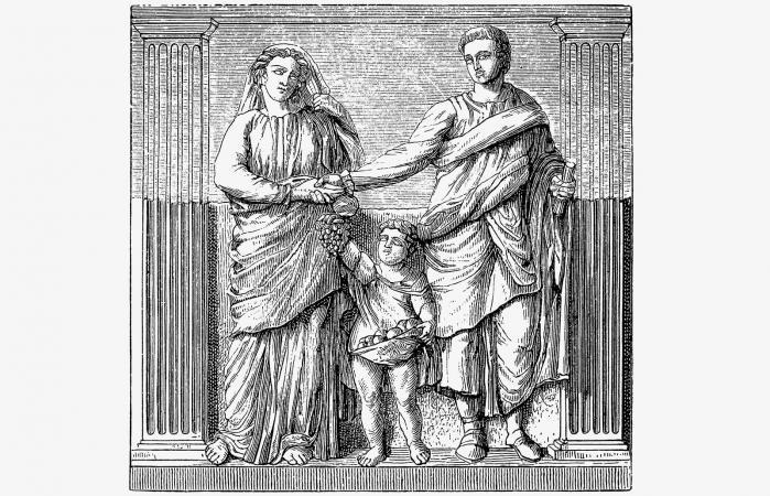 Roman Family