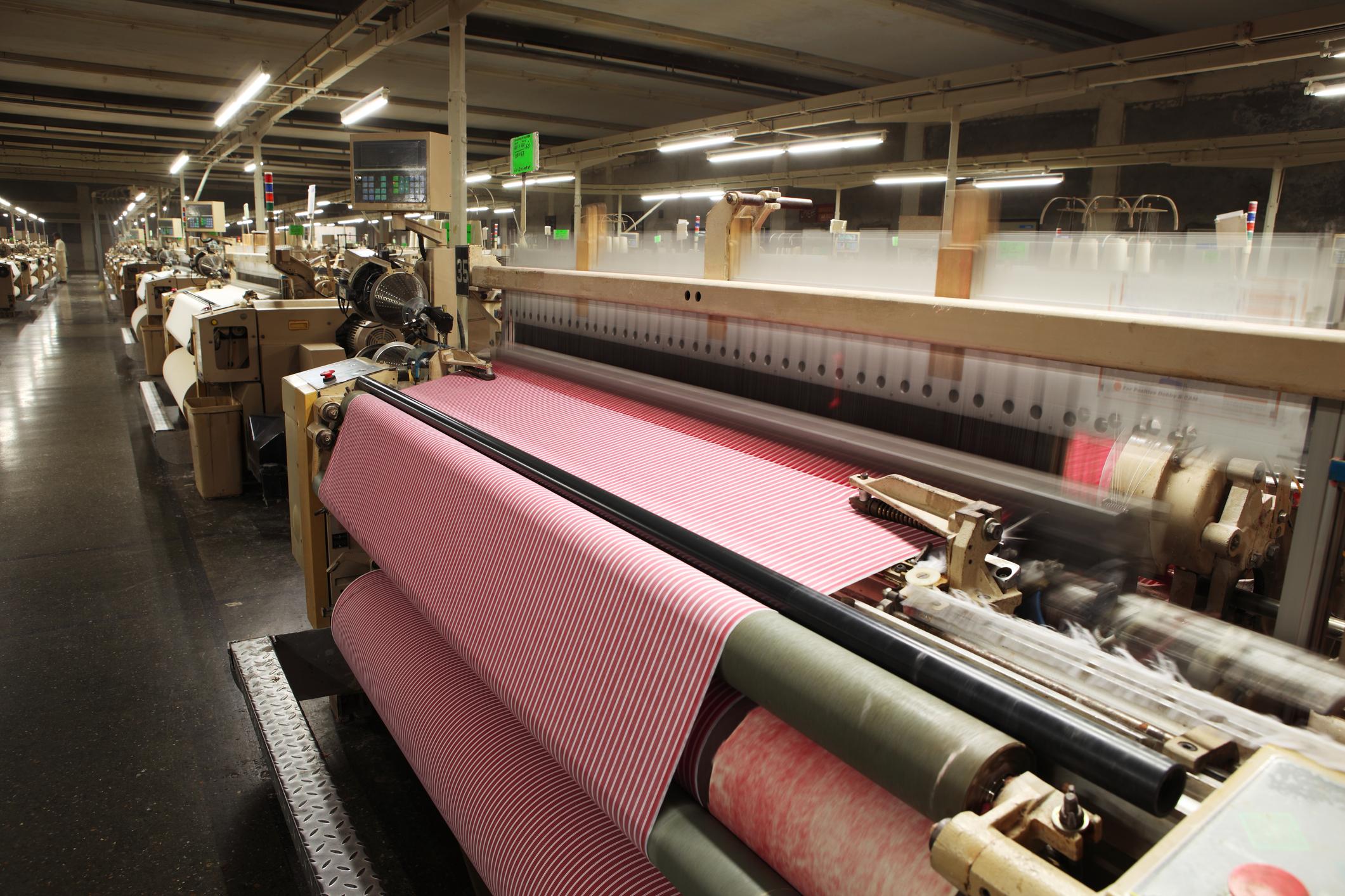 Weaving: history, types of weaving