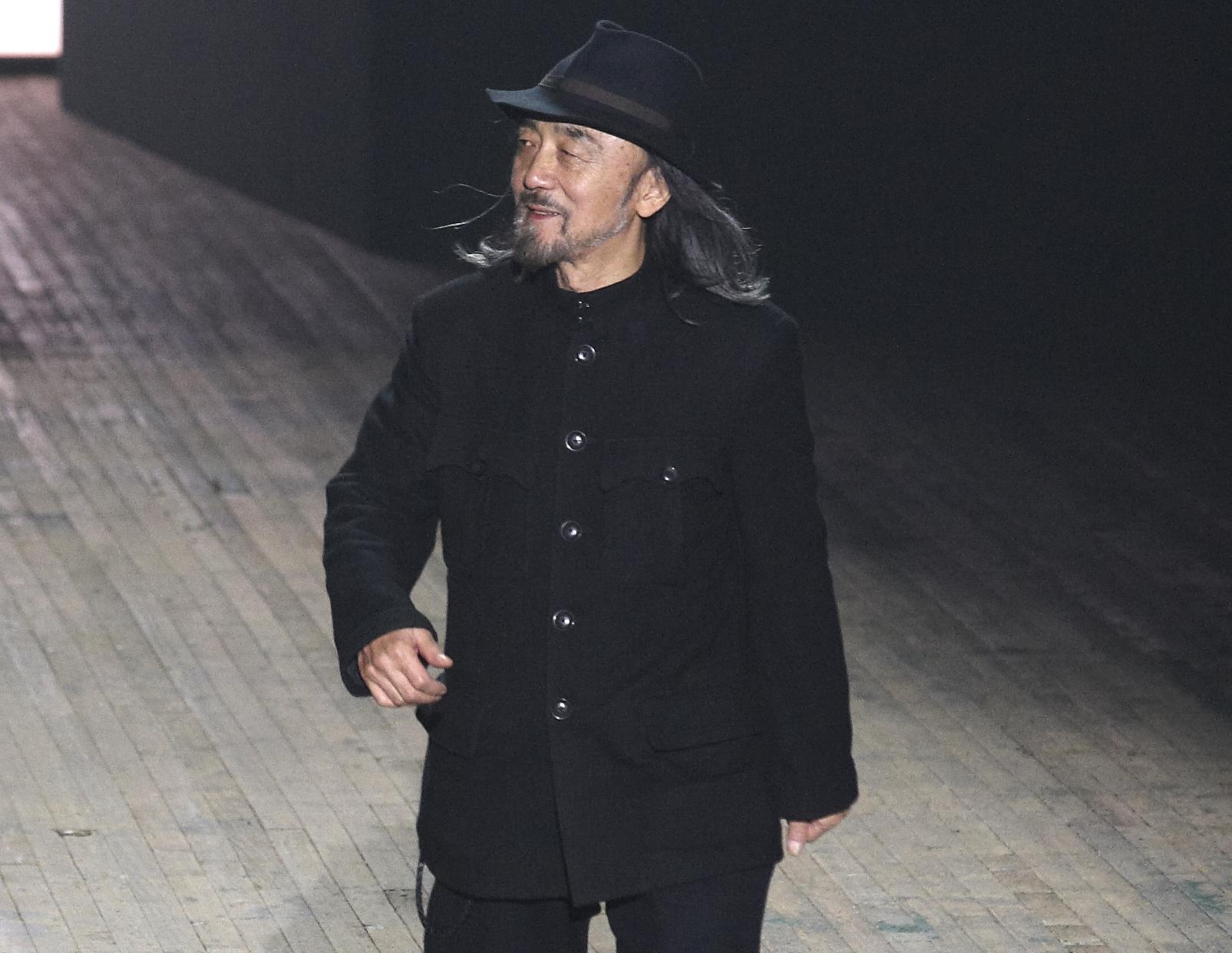 Yohji Yamamoto Lovetoknow