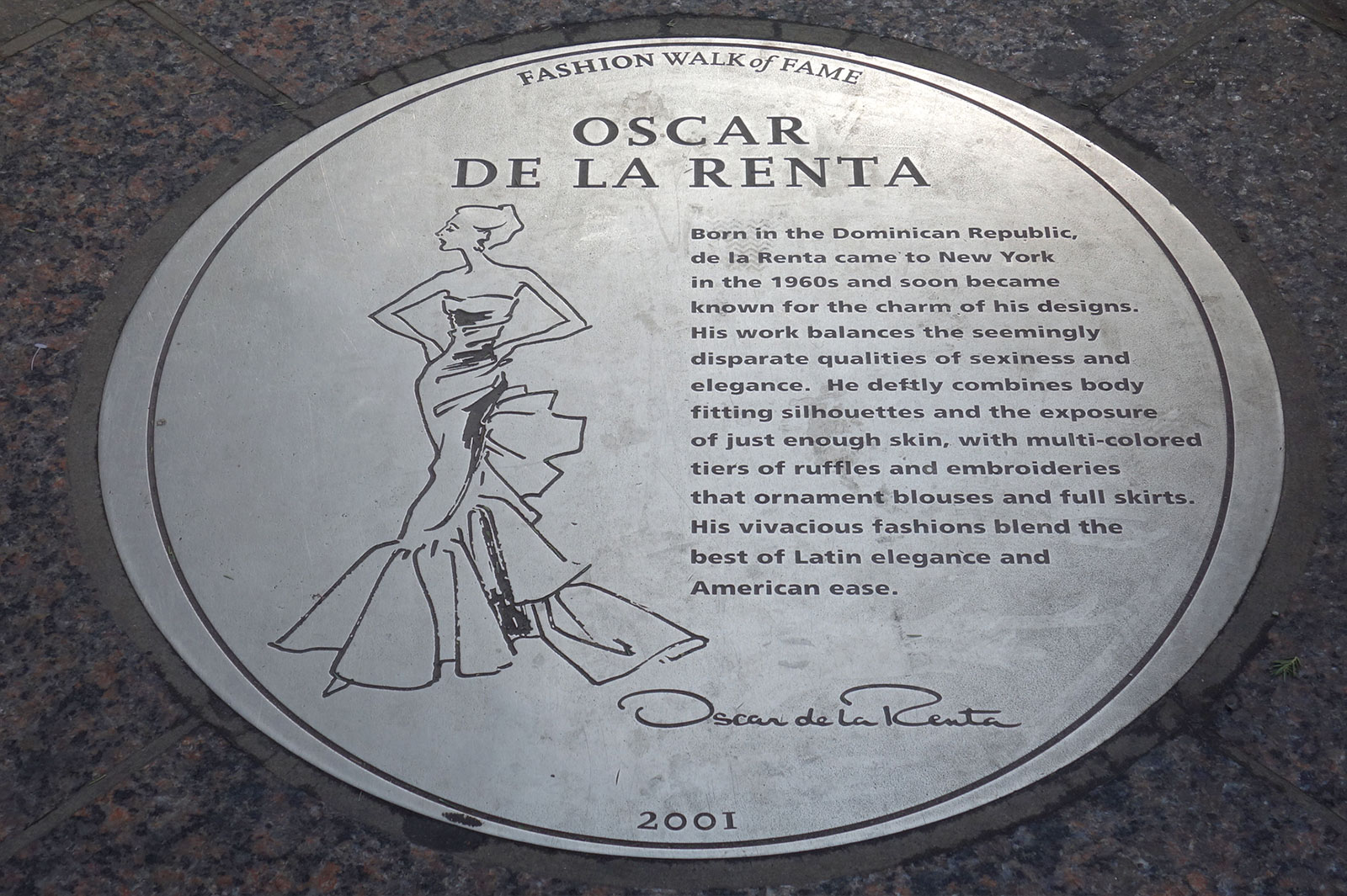 Oscar De La Renta Lovetoknow