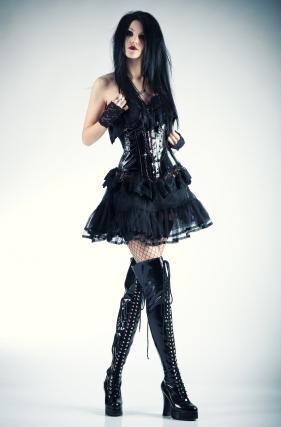 Goths and Fashion