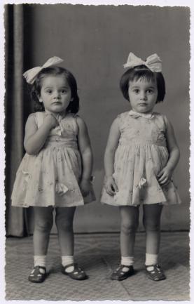 Girls in 1957