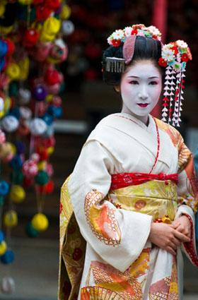 Japanese Traditional Dress and Adornment