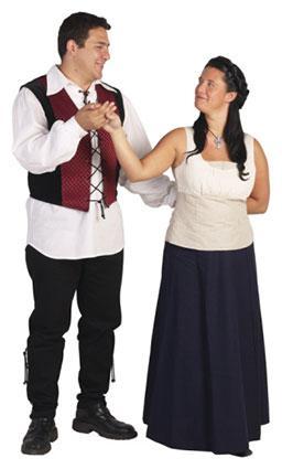 Folklore clothing