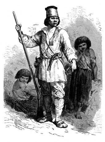 Native Peruvian
