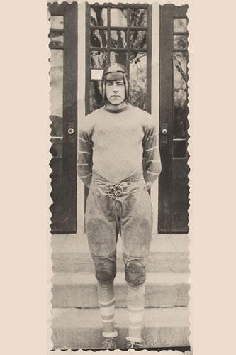 1943 Highschool Football Uniform