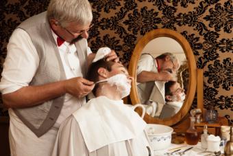 Antique shave