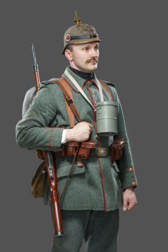 First World War German Infantryman