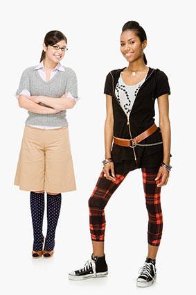 Leggings in fashion