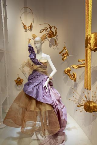 Esprit Dior Exhibition At Shanghai Museum Of Contemporary Art