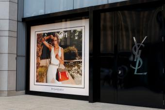 Yves Saint Laurent Store