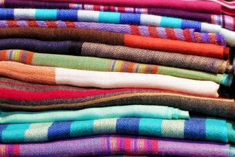 Striped Cloth