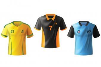 Soccer t-shirts